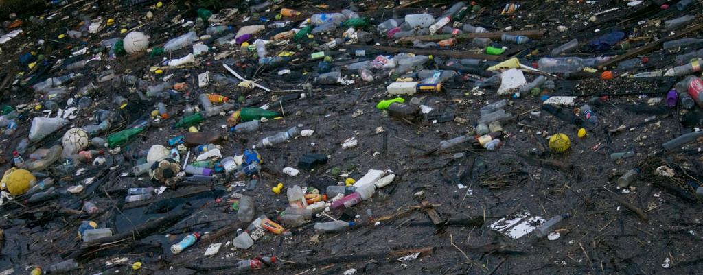 Deshechos plásticos