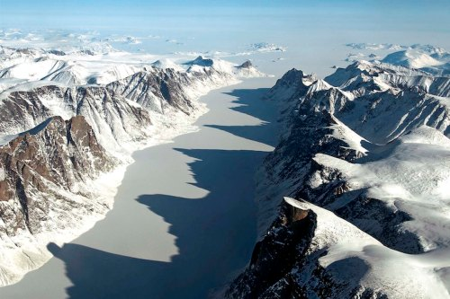 Isla de Baffin Canada