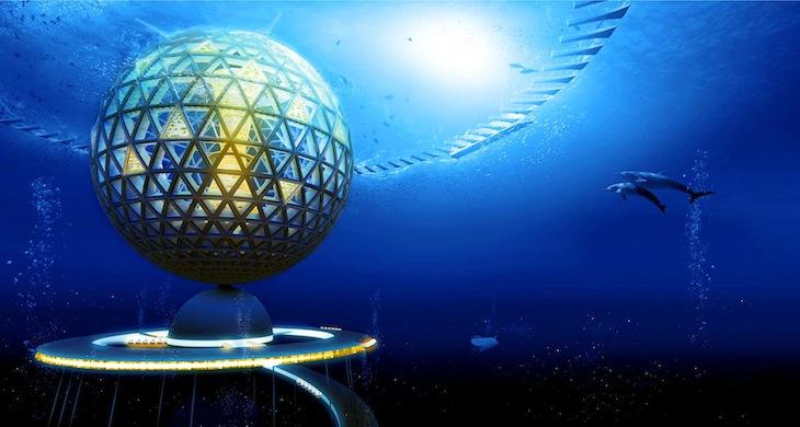 Ciudades Submarinas