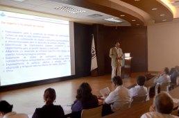 El Dr. Hermilo Ramírez León del Instituto Politécnico Nacional