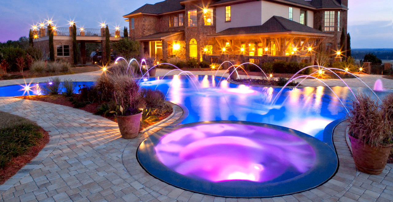 led lighting for pools Fresh Led Pool Light Ideas ? Scheduleapla